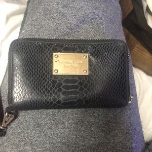 Michael Kors. Black wallet